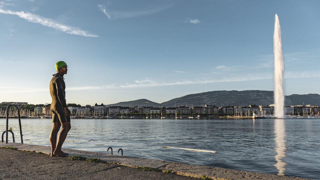 Ginevra, il lago Lemano