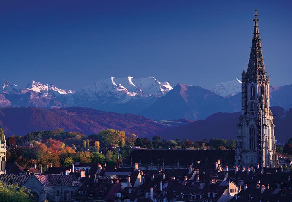 Berna, la città vecchia