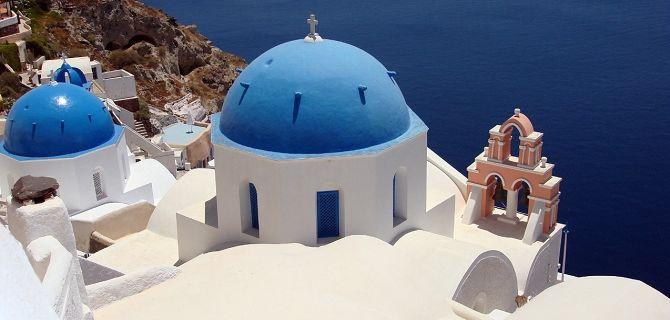 Santorini, bella tra le belle