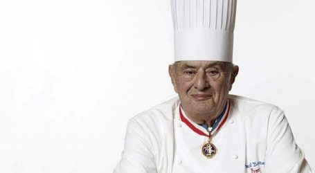 Addio a Paul Bocuse