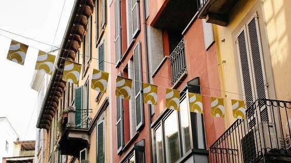 5vie art + design è uno dei distretti più visitati del Fuorisalone, nel cuore antico di Milano
