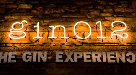 GinO12, The Gin Experience