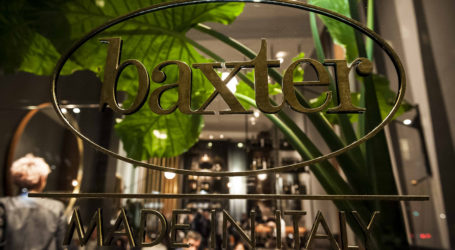 La vetrina di Baxter Bar, al posto del cinema President