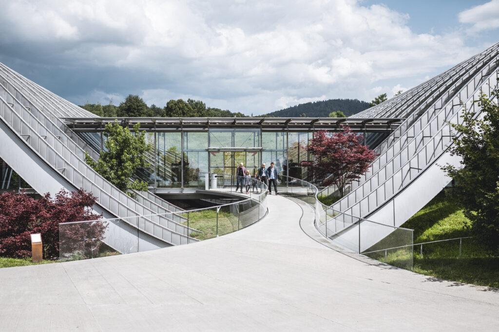 Centro Paul Klee, Berna