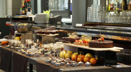 L'healthy brunch del Diana