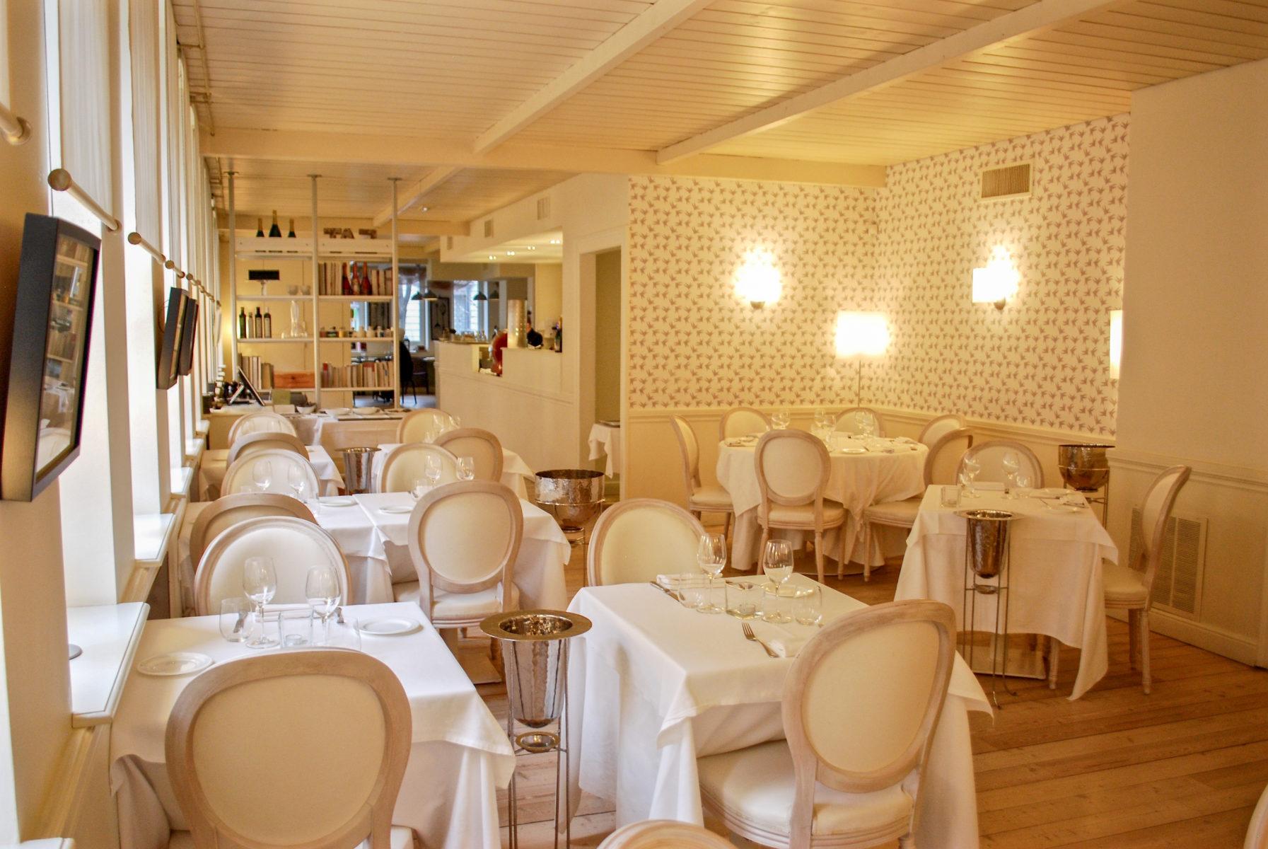 La sala ristorante del ristorante Olei