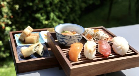 Japanese Tastes & Flavors, Four Seasons Hotel Milano