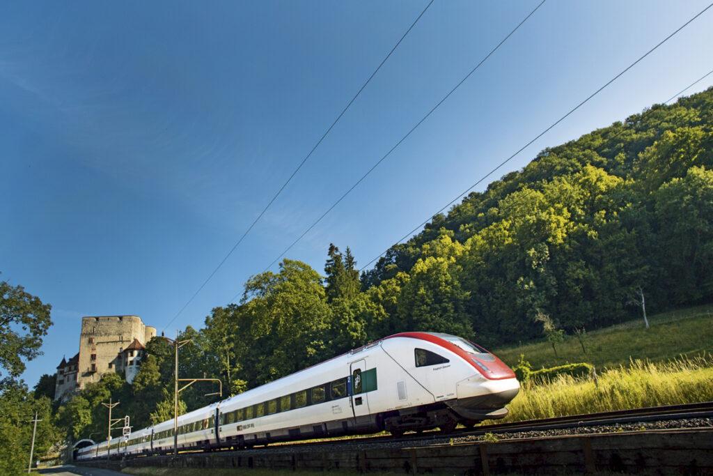 Trasporti in Svizzera