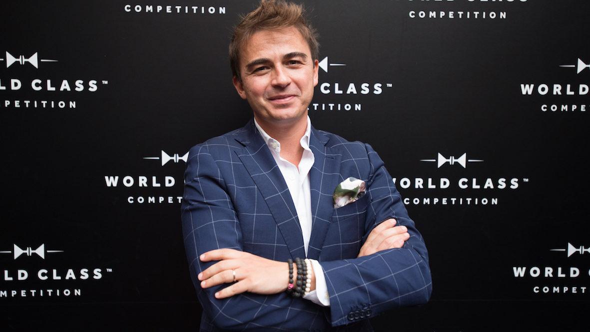 World Class 2018 Francesco Galdi