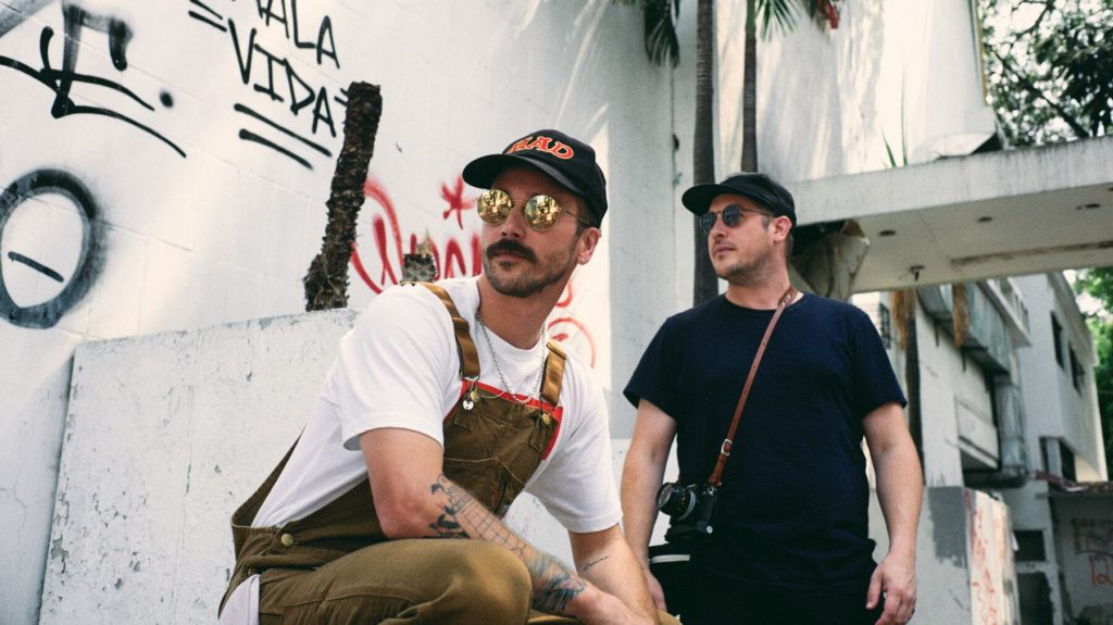 Portugal The Man, credit Maclay Heriot