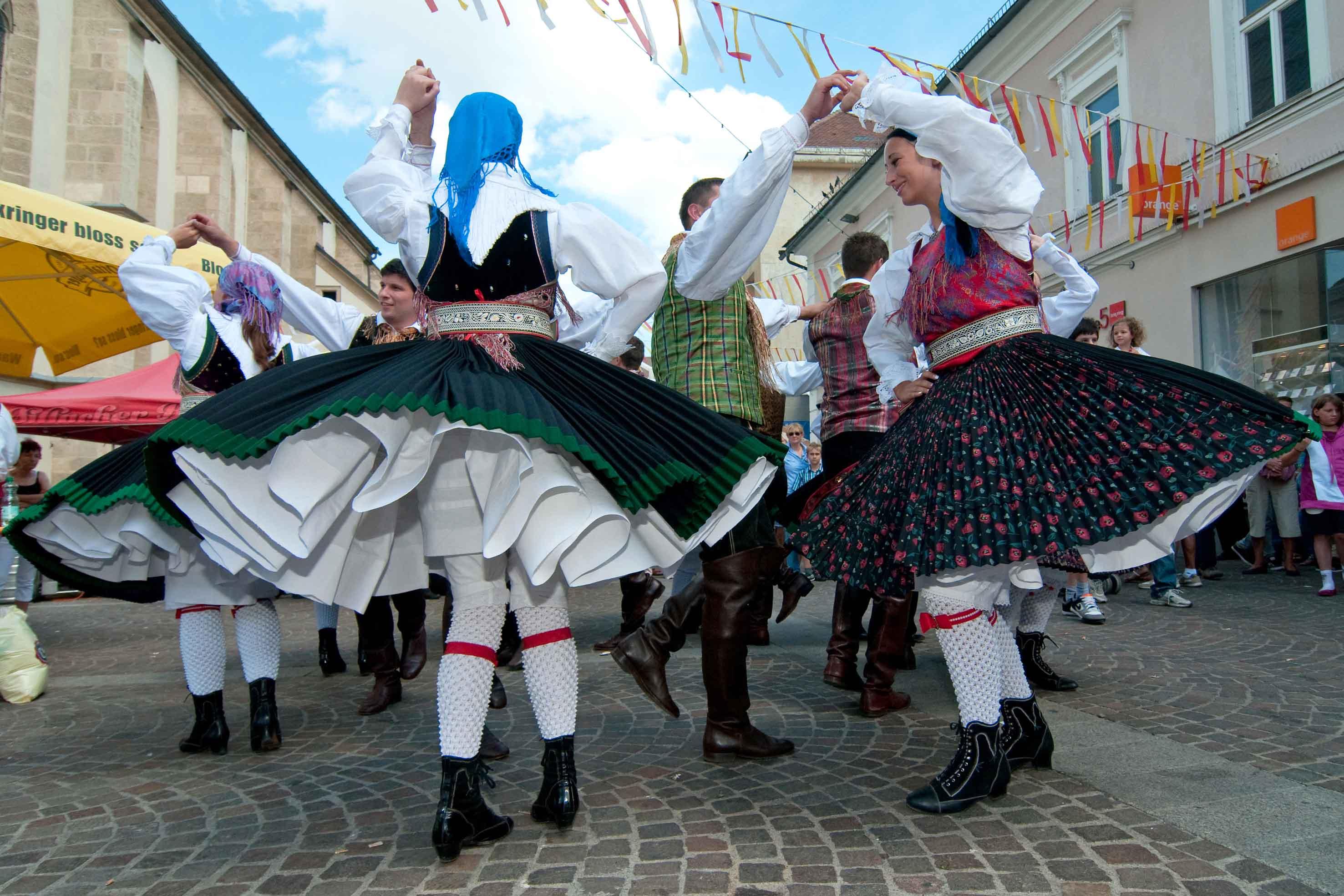 Un momento del Villacher Kirchtag Copyright Region Villach Tourismus Adrian HIPP