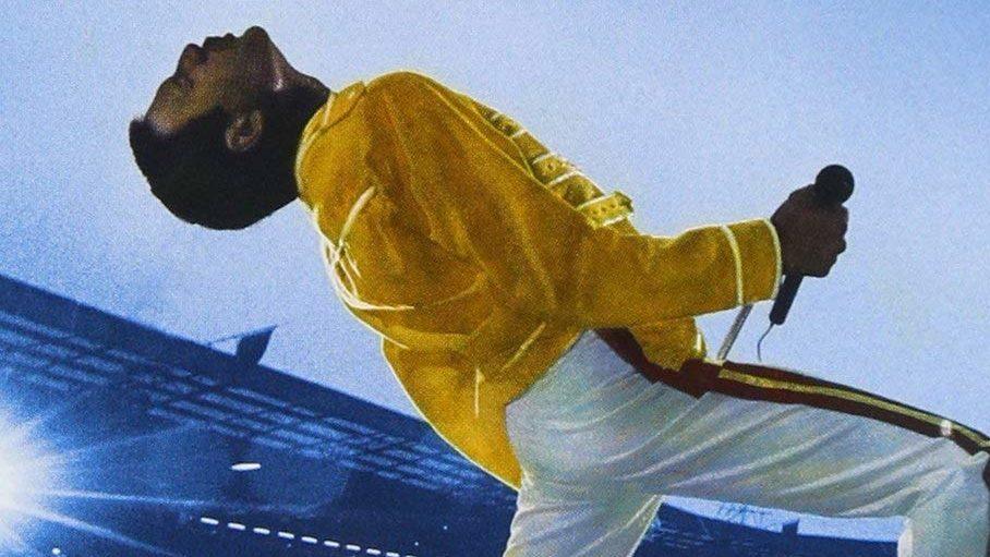 Queen, Live Wembley