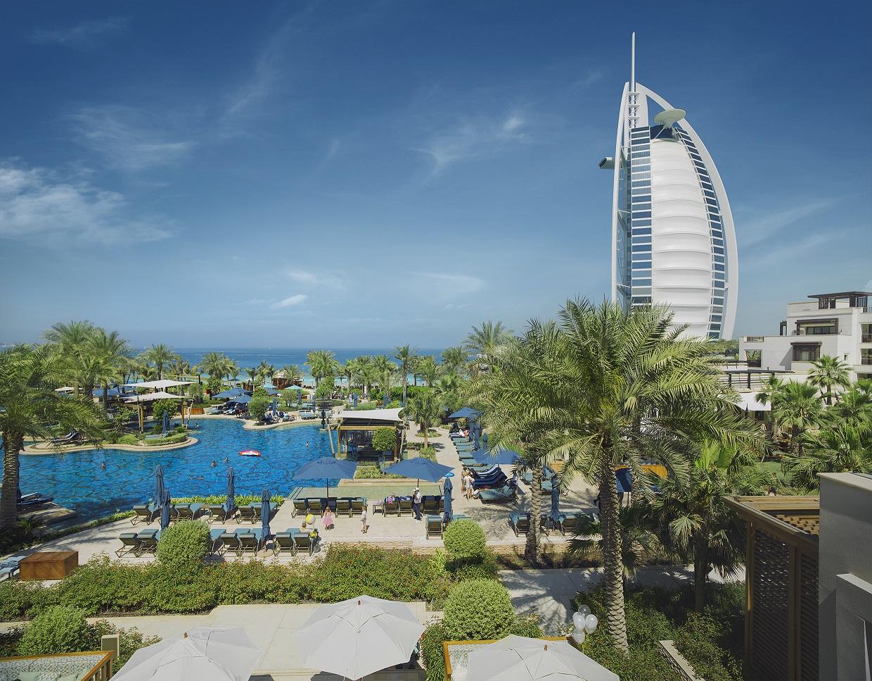 Il Burj Al Arab, uno dei simboli di Dubai