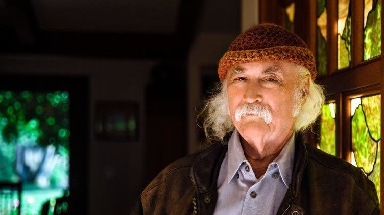 David Crosby, ph. Anna Webber