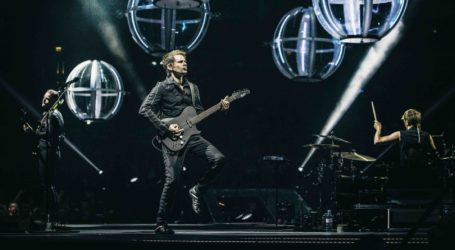 Muse: Drones World Tour, al cinema il film sulla band