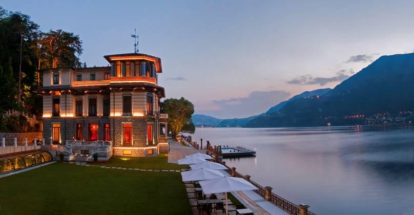 Il CastaDiva Resort & Spa, sarà ribattezzato Mandarin Oriental, Lake Como
