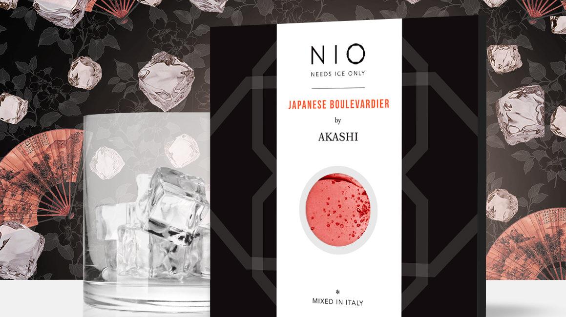 NIO Luxury Edition - Japanese Boulevardier
