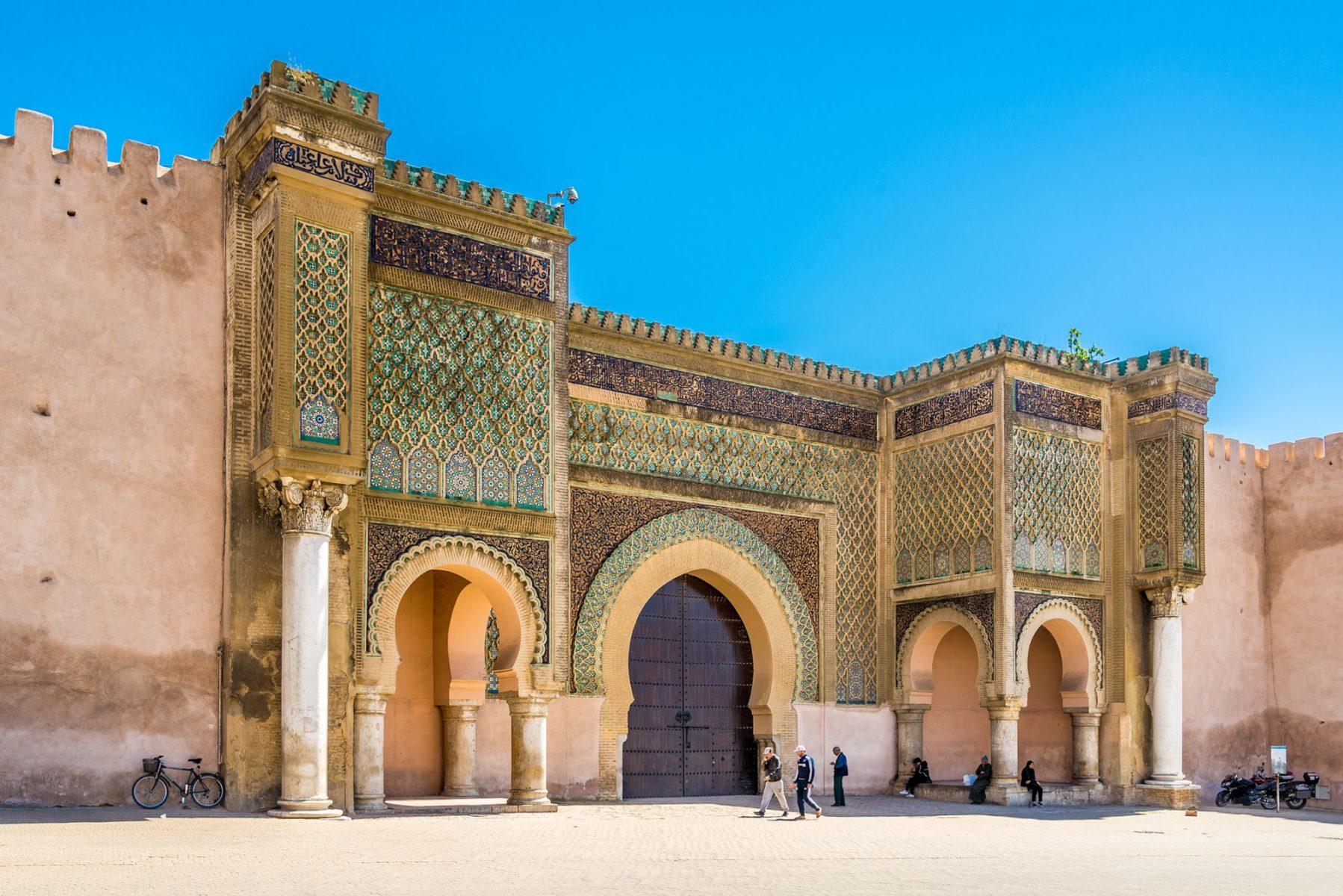 Meknes, città imperiale del Marocco