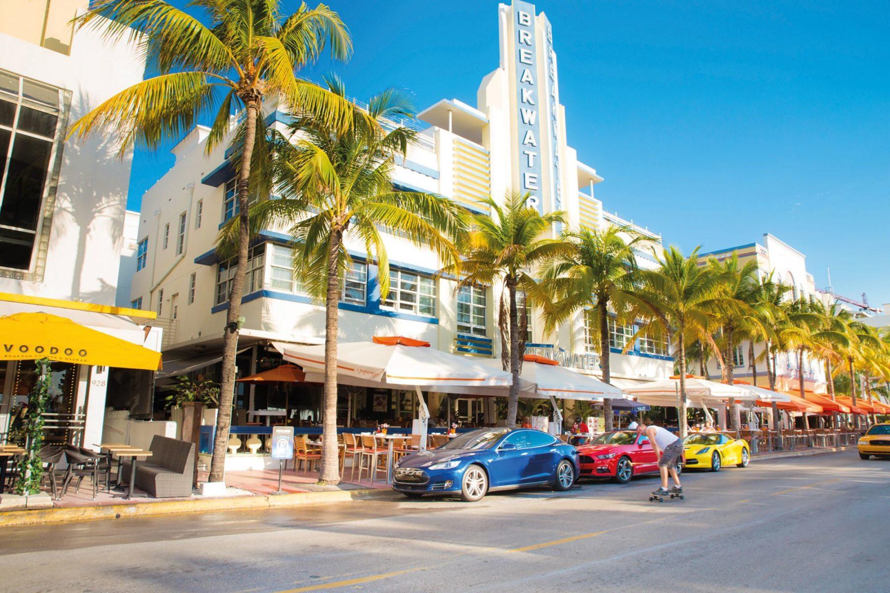 Miami, vivace e modaiola città della Florida