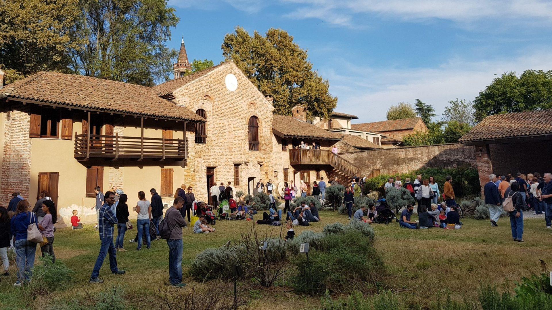 Mulino di Chiaravalle festa del borgo