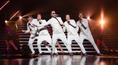backstreet boys in concerto a milano