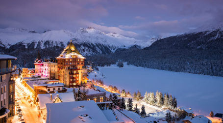 The Badrutt's Palace Hotel Experience, St Moritz