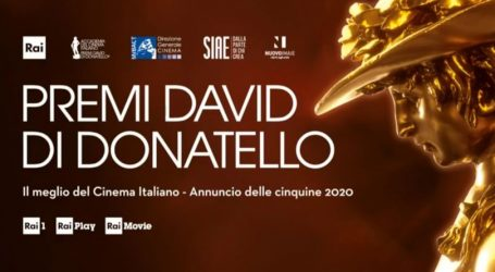 David di Donatello 2020, tutte le candidature